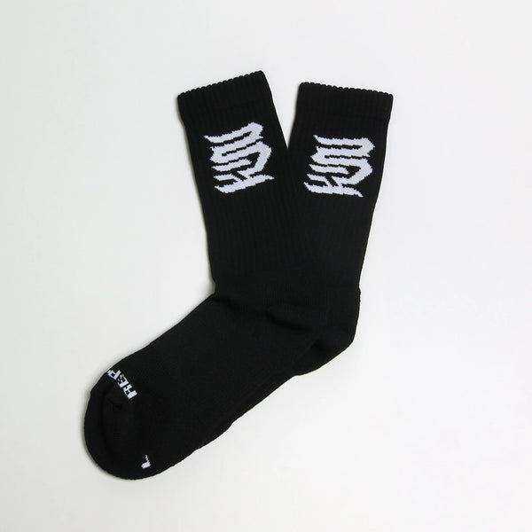 RAFN Kalf Socks (black)