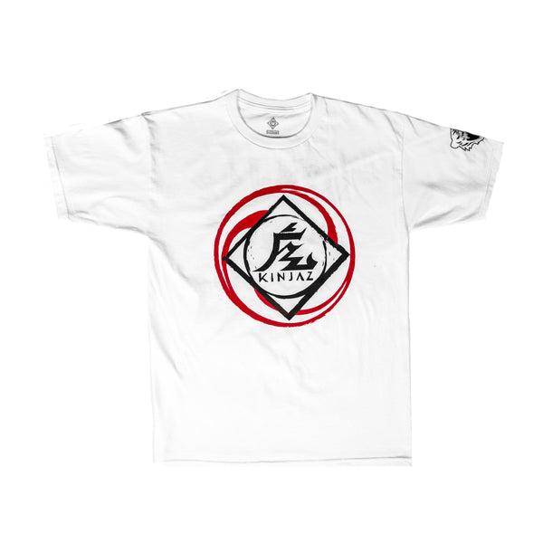 Youth Signature K Tee (white)