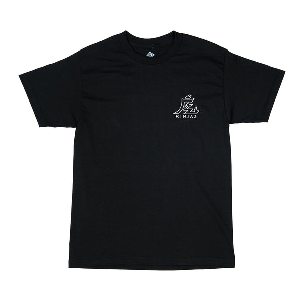 Kinji Tiger Tee (BLACK)
