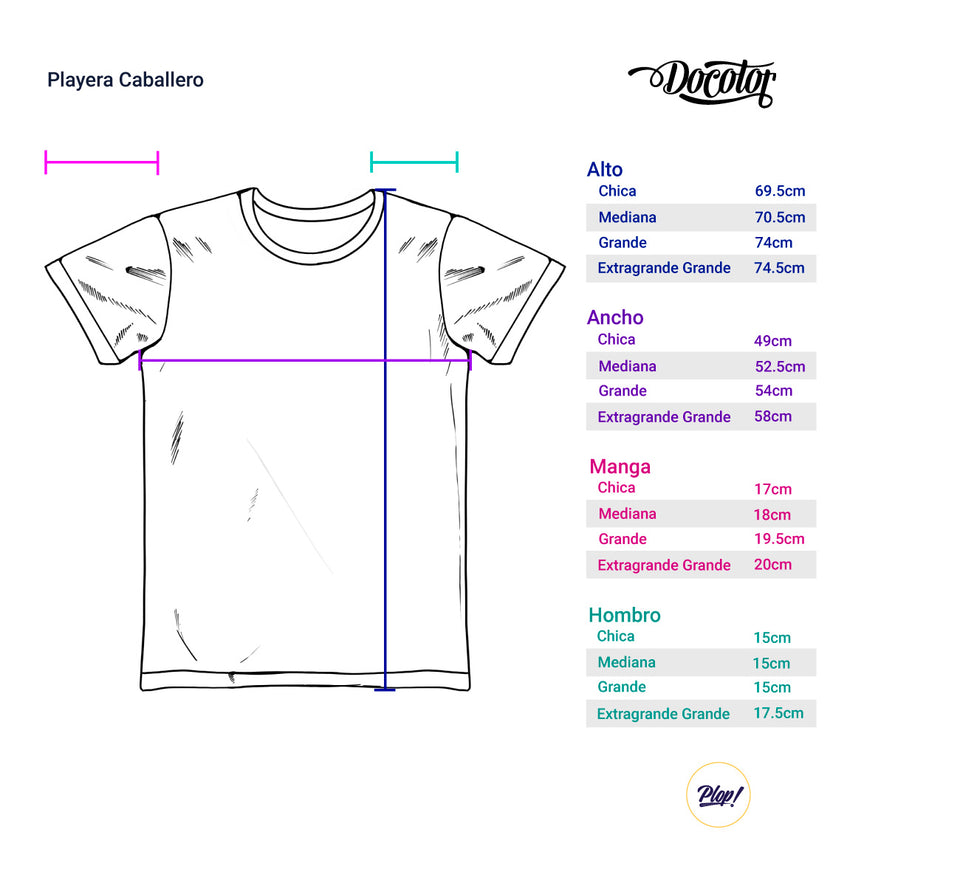 Playera Fierroman