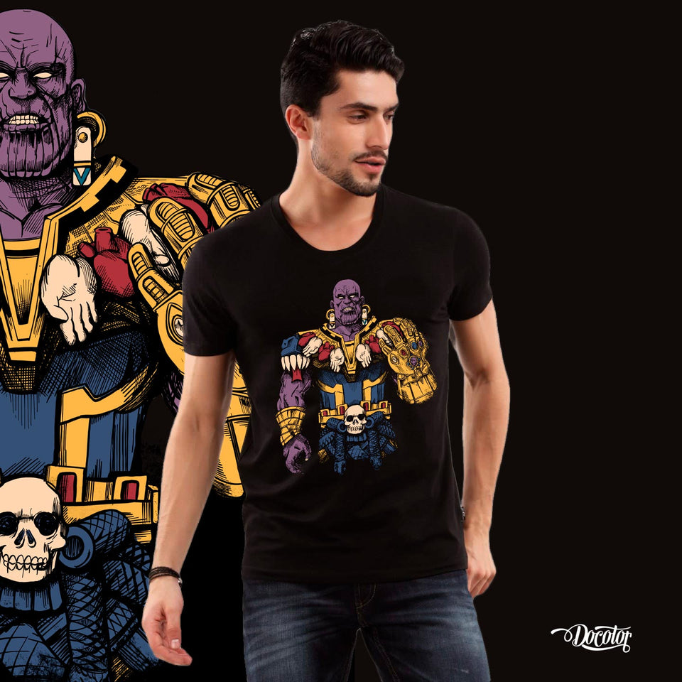 Playera Tlanoc / Thanos