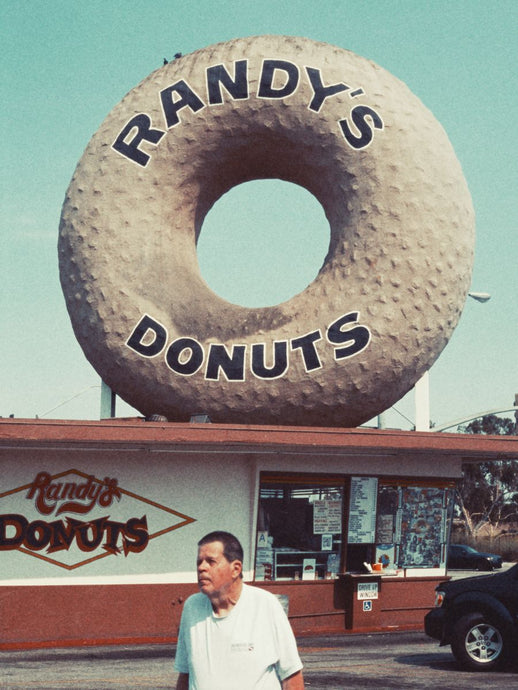 On The Road - Randy's Donuts