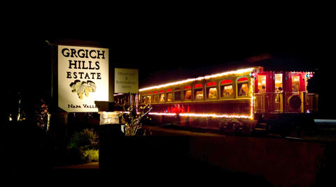 Grgich Hills Evening Winery Tour Gift Certificate