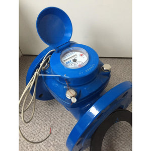 "Wolesley Jet Woltmann Cold Water Meter DN 125mm 5"" 171264 100 litre"