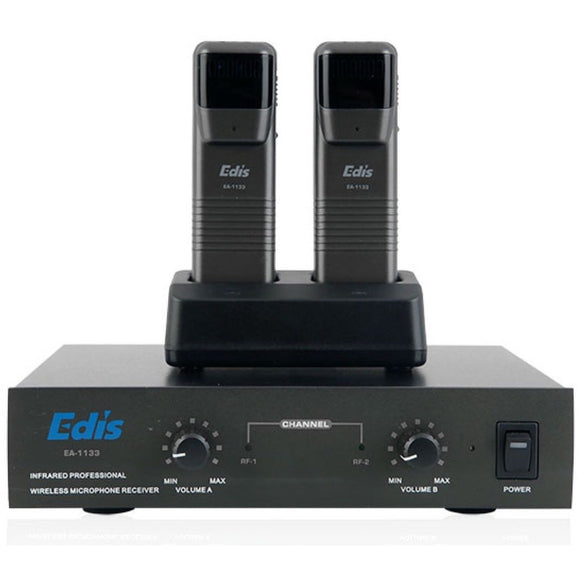 Wireless Soundfield IR Microphone System Office/Classroom/Meeting Room