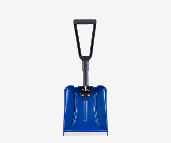 Folding Snow Shovel with D-Grip Handle