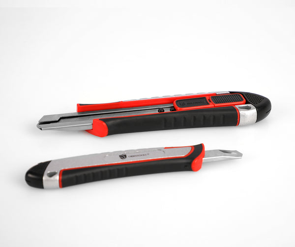 Retractable Utility Knife 2-Pack Set