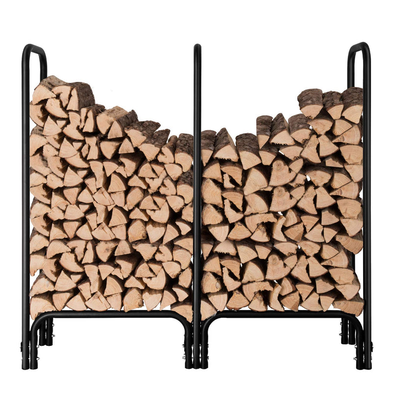 ORIENTOOLS Firewood Log Rack
