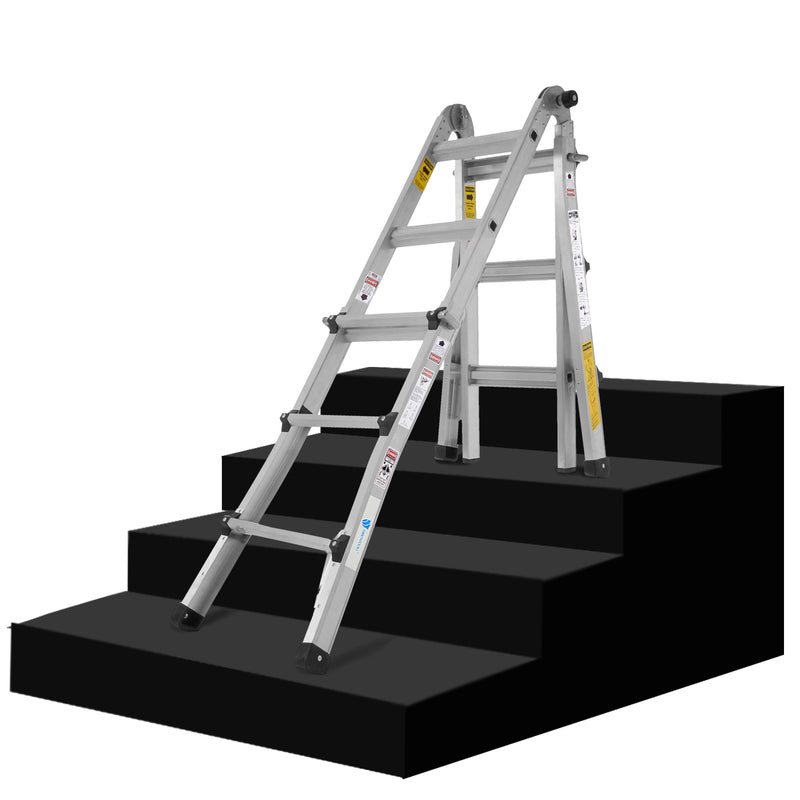 Model 13-Foot Durable and Multi-Purpose Ladder