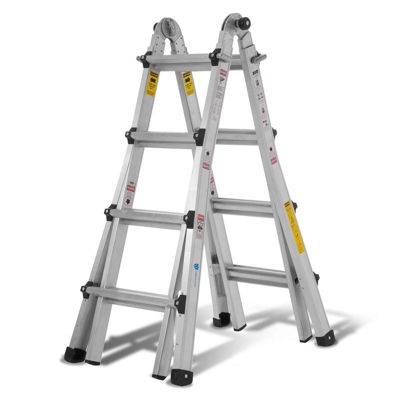 Model 17-Foot Durable and Multi-Purpose Ladder