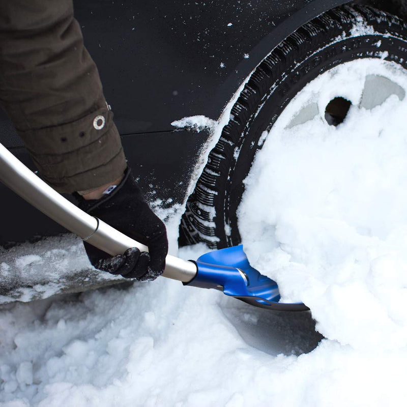 Aluminum Lightweight Car Snow Shovel