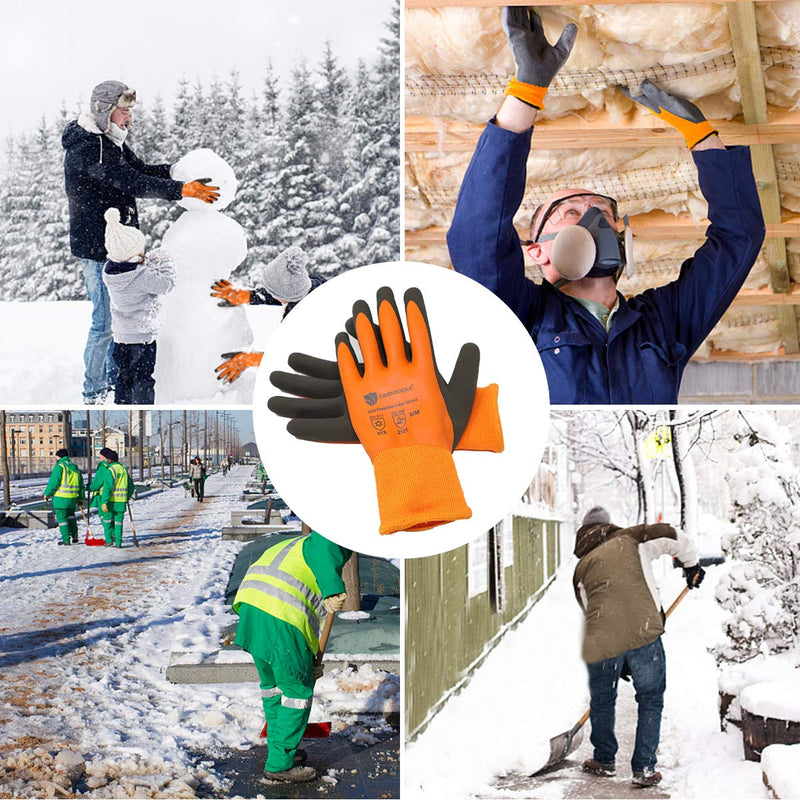 ORIENTOOLS Winter Work Gloves(L/XL)