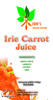 Irie Carrot Juice