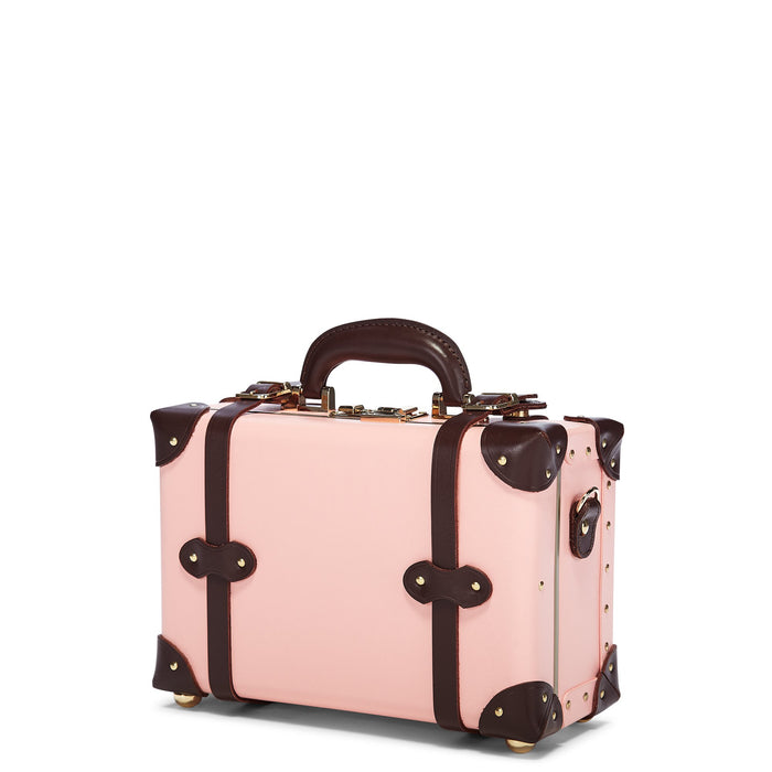 The Artiste Vanity in Pink - Old Fashioned Valise - Exterior