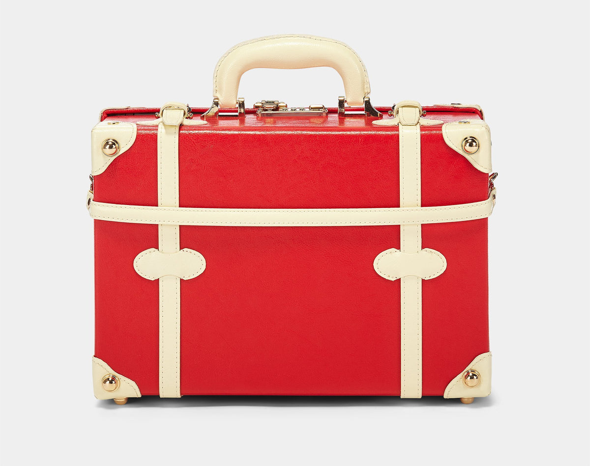 The Entrepreneur - Lip Print Briefcase