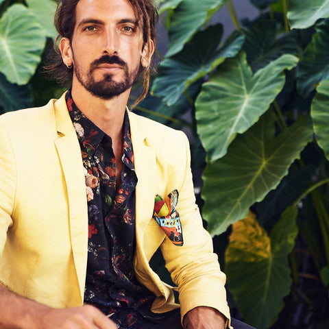Pocket Squares and Accessories