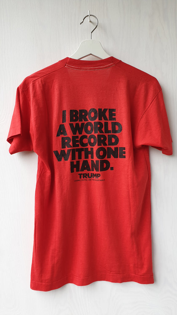 T-shirt Trump Casino Hotel  - M