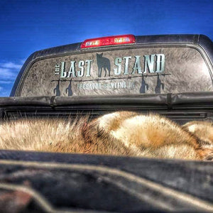 National Coyote Calling Championship: The Best 2nd Place Finish of All Time…Part 1 of 2