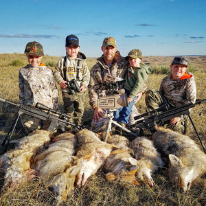 Prepping for Fur Season – Coyote Tips from a World Champion