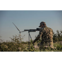 Load image into Gallery viewer, Veil Camo Swagger Hunter 42 bipod being used in South Texas