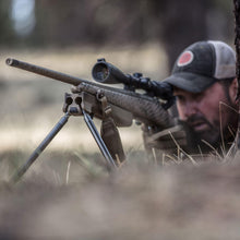 Load image into Gallery viewer, Scott Ford using FDE Bipod in prone