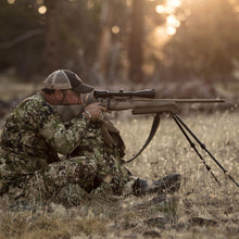 Load image into Gallery viewer, Sunset with FDE Hunter29 Bipod in seated position