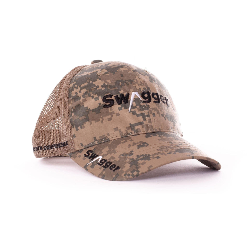Swagger Digital Camo Hat