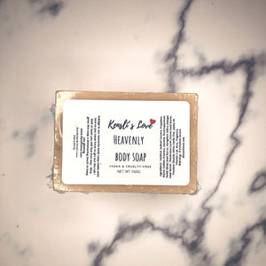 Heavenly Body Soap