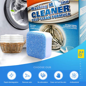 Washing Machine Tank Bomb Cleaner