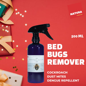 Bed Bug Killer 500 ML, 1 Bottle, good for Cockcroach, Ants, Dust Mites