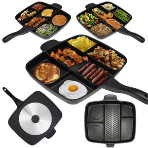 NON STICK PAN 5 IN 1