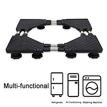 Retractable Moving Bracket |  Movable & Adjustable Support Base | 4 Wheel Adjustable Bracket Stand
