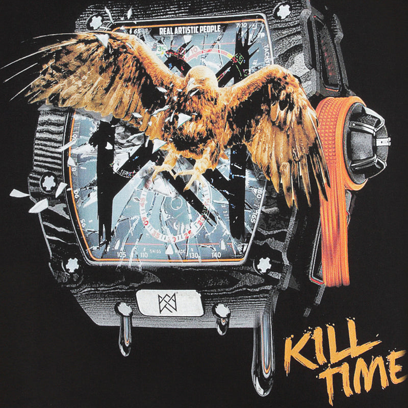 KILL TIME T-SHIRT