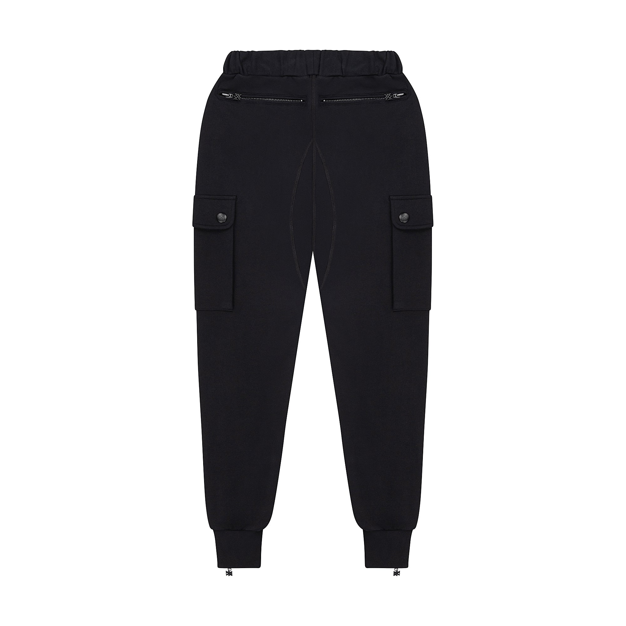 CROWN CARGOS - BLACK