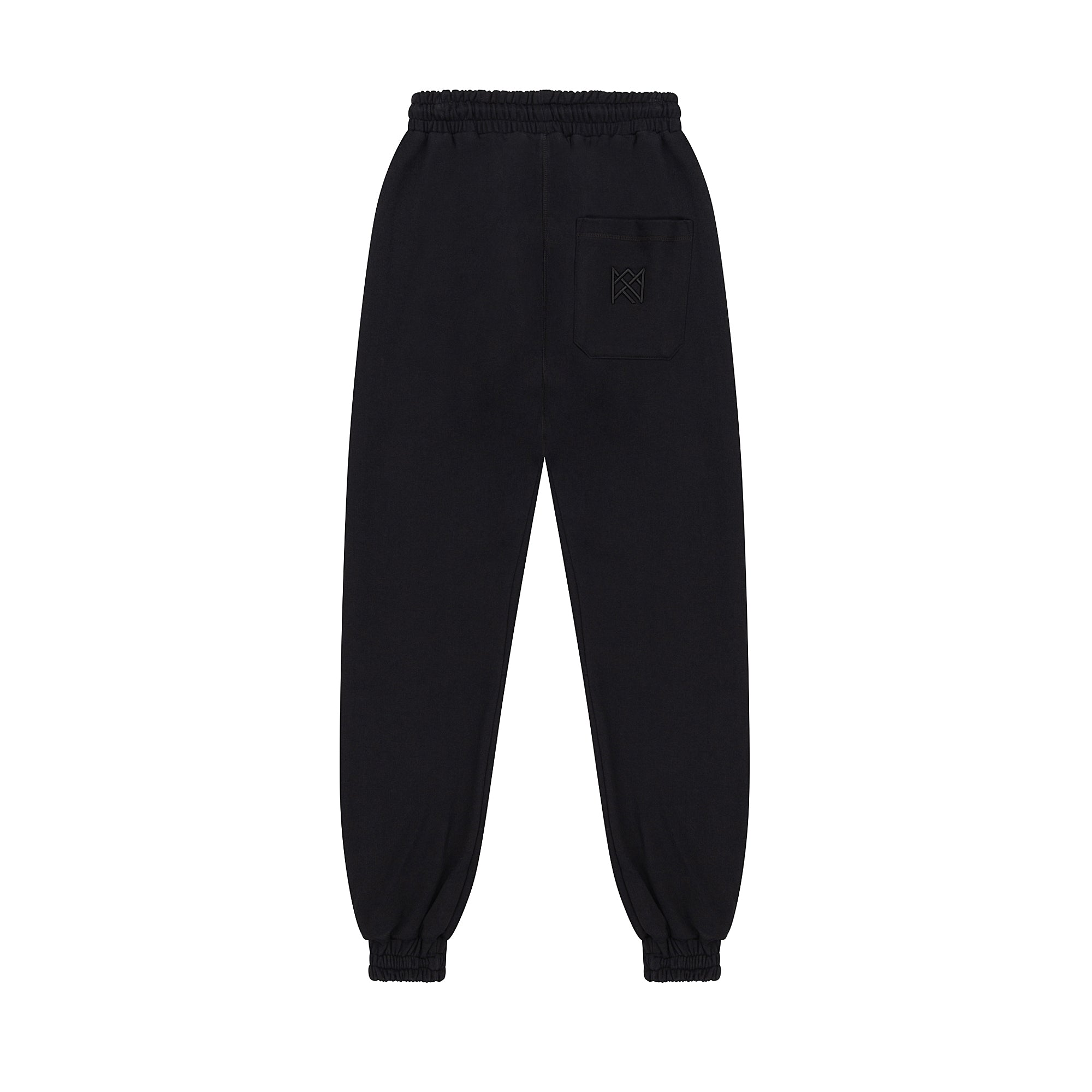 MAYOR SWEATPANTS - BLACK