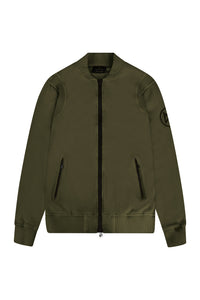 ROYAL VINTAGE WASHED KHAKI BOMBER JACKET
