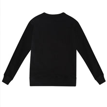 Load image into Gallery viewer, EARL CREWNECK BLACK GOLD SIGNATURE SWEATSHIRT