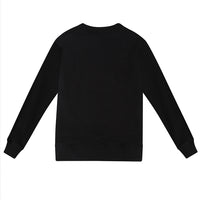 EARL CREWNECK BLACK GOLD SIGNATURE SWEATSHIRT