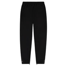 Load image into Gallery viewer, DUKE BLACK TAPERED PRESS STUD JOGGER