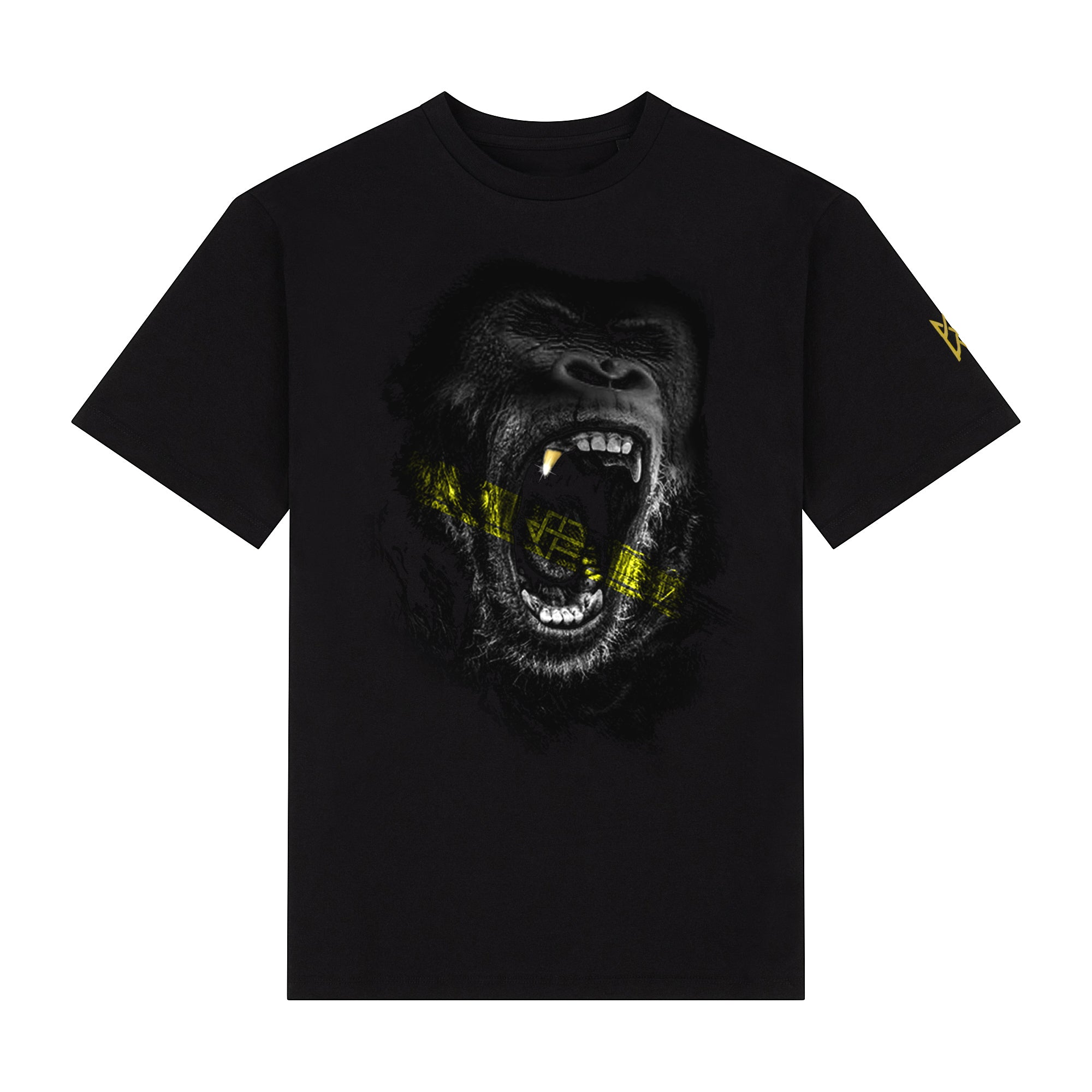 RAP KONG TEE - BLACK
