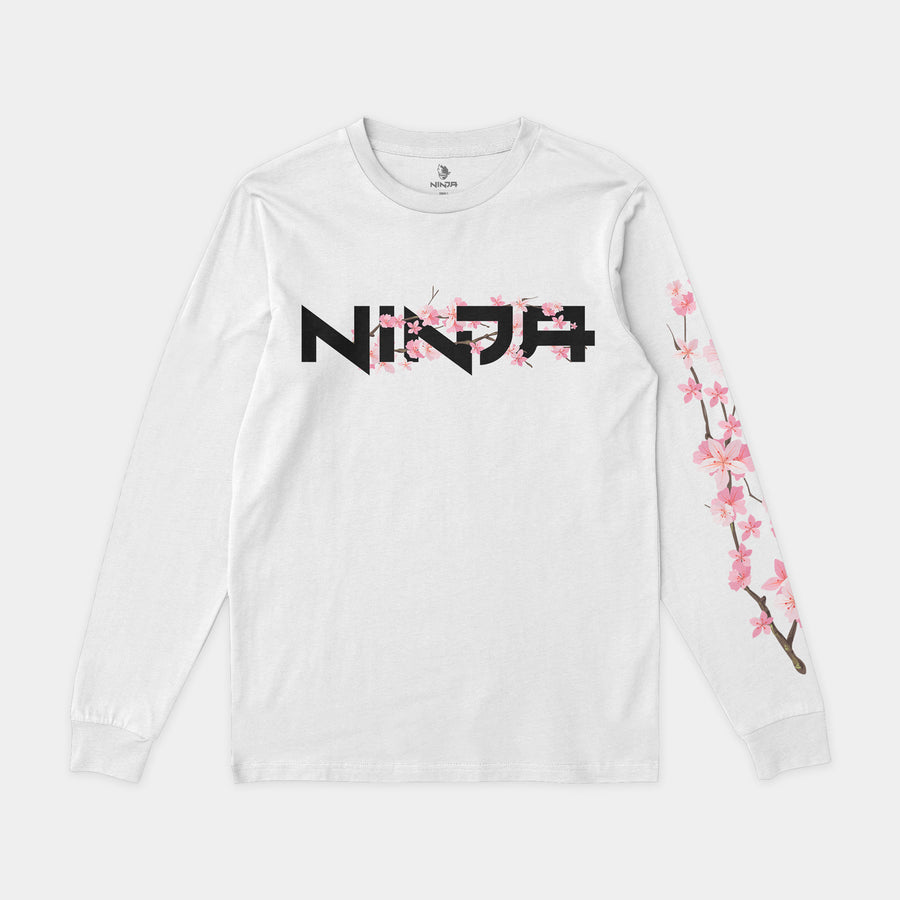 CHERRY BLOSSOM LONG SLEEVE