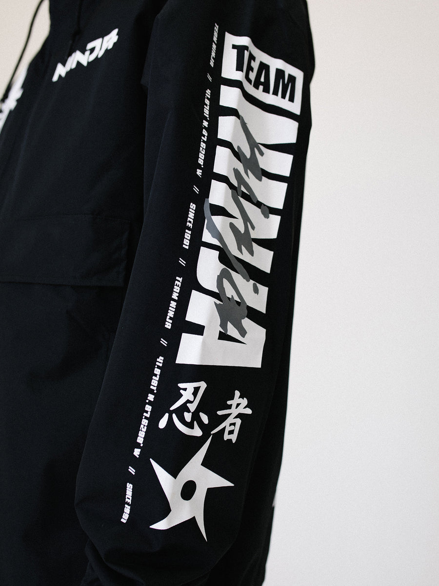 TEAM NINJA WINDBREAKER