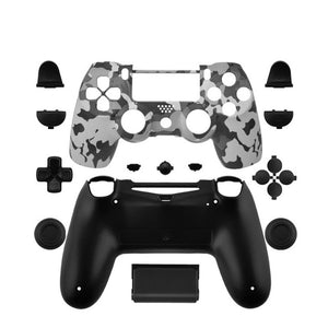 Custom Camouflage Cases For PS4 Controller Replacement Housing For Sony  Playstation 4 controller shell