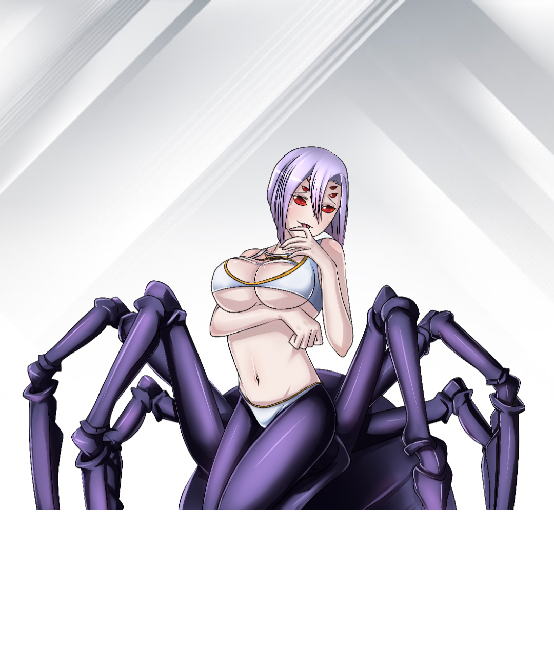 Rachnera Swimsuit - Monster Musume