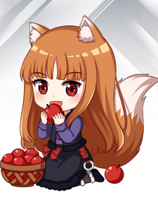 Holo Chibi - Spice and Wolf