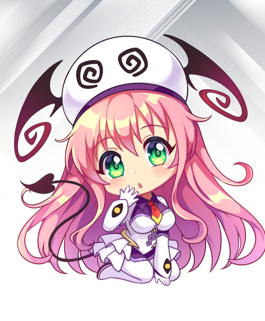 Lala - Chibi - Decal