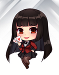 Jabami - Chibi - Decal