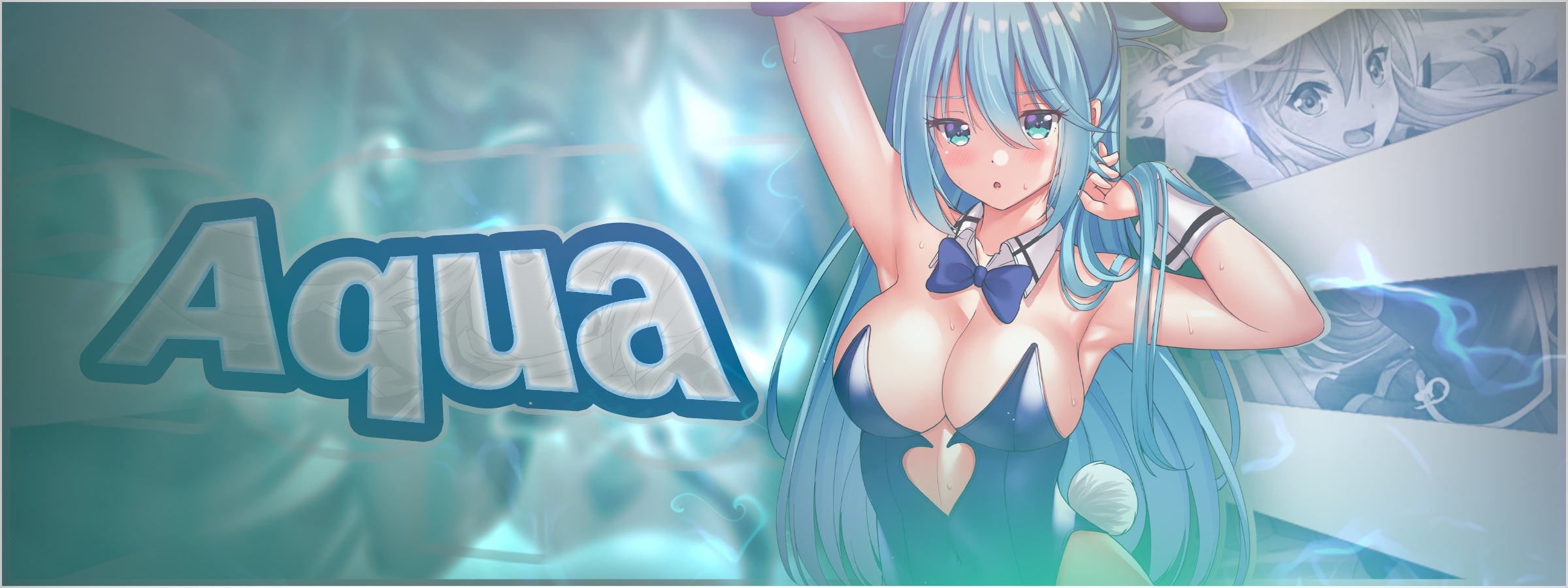 Aqua - Slap - Holographic