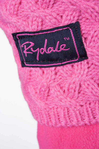 Candy - Cable Knit Boot Liner