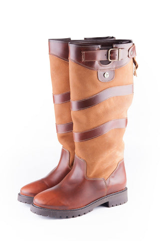 Skipton Leather Boots